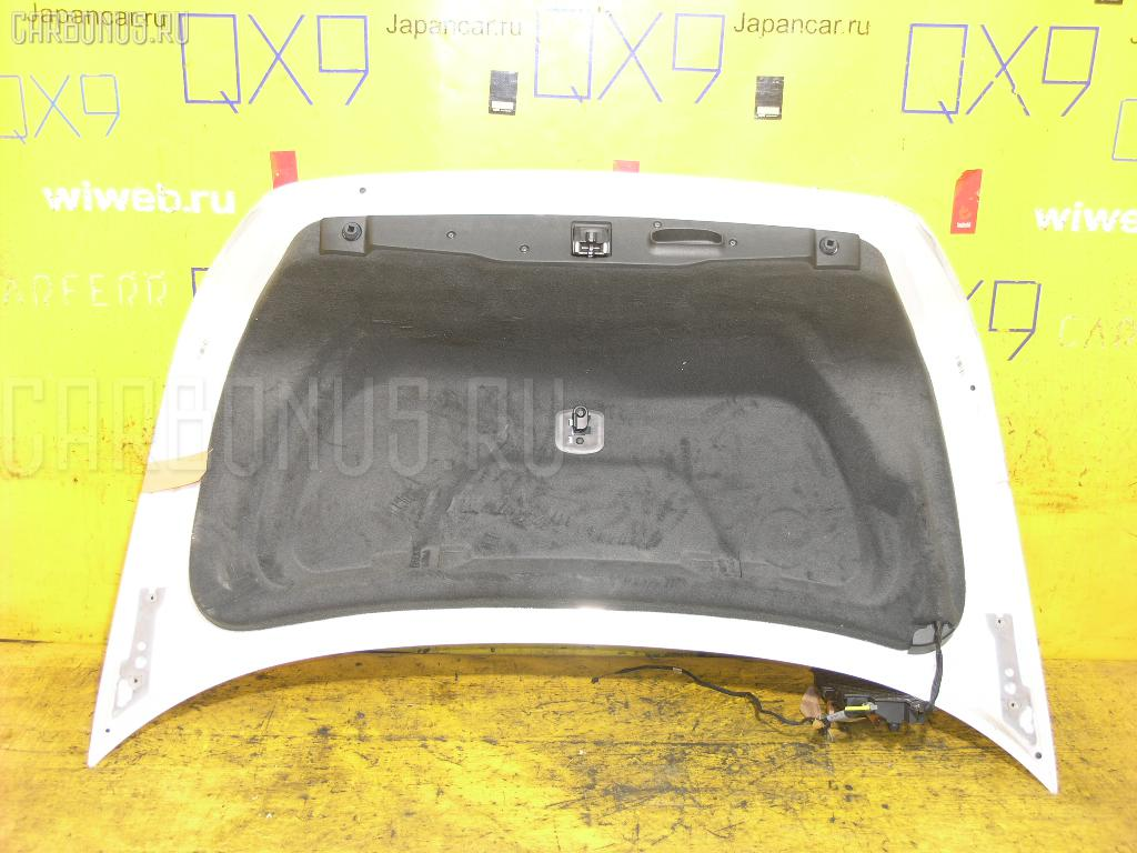Крышка багажника MERCEDES-BENZ S-CLASS W220.178 Фото 3