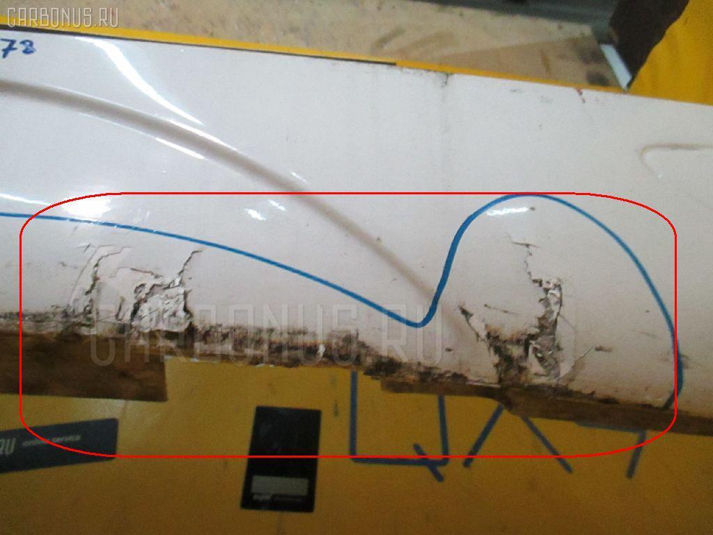 Порог кузова пластиковый ( обвес ) MERCEDES-BENZ S-CLASS W220.178 Фото 3