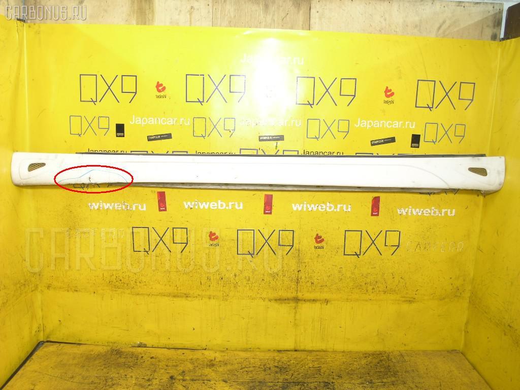 Порог кузова пластиковый ( обвес ) MERCEDES-BENZ S-CLASS W220.178 Фото 5