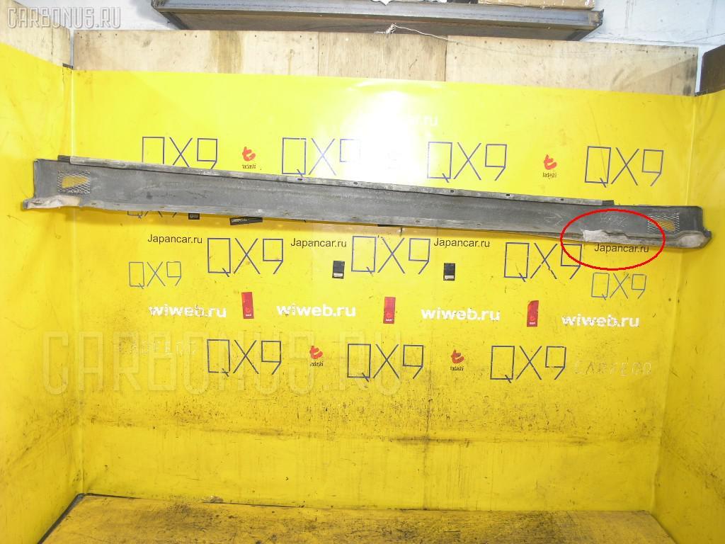 Порог кузова пластиковый ( обвес ) MERCEDES-BENZ S-CLASS W220.178 Фото 6