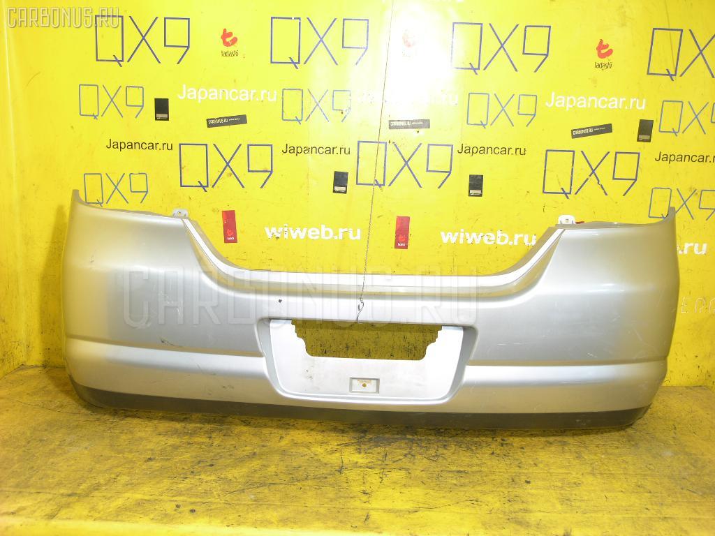 Бампер Nissan Tiida C11 Фото 1