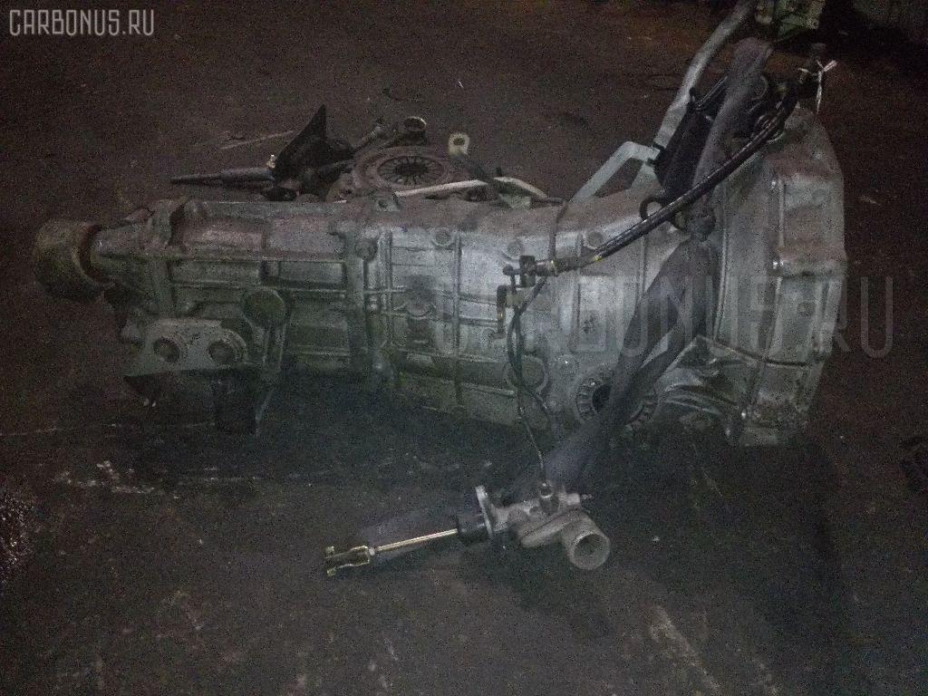 КПП механическая SUBARU LEGACY WAGON BP5 EJ204DTBJE Фото 2