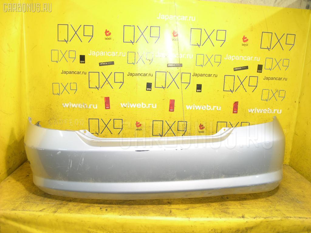 Бампер Honda Fit aria GD8 Фото 1