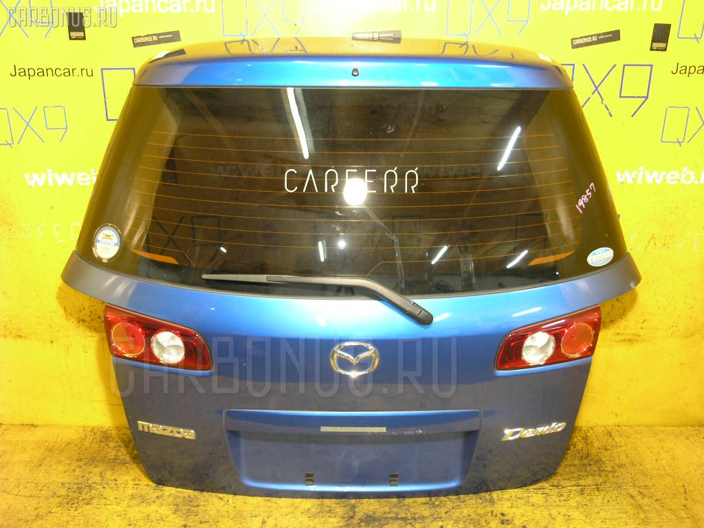 Дверь задняя Mazda Demio DY3W Фото 1