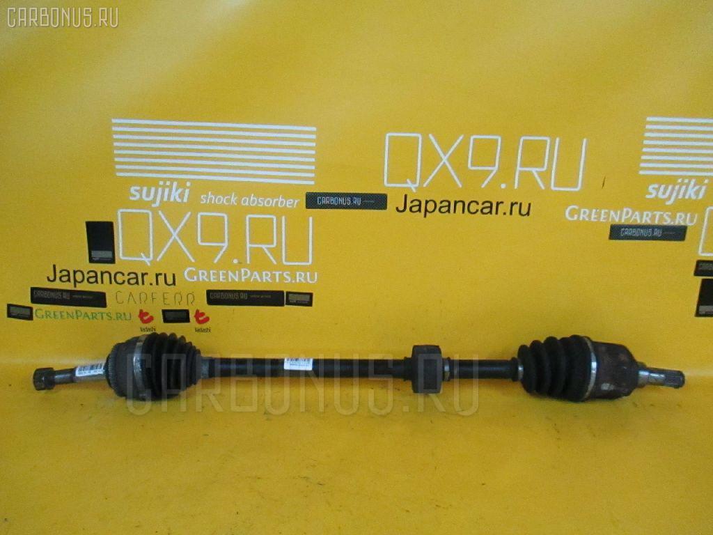 Привод Nissan Wingroad WFY11 QG15DE Фото 1