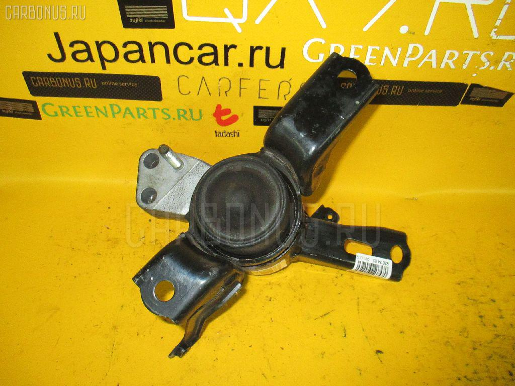 Подушка двигателя Toyota Corolla NZE151 1NZ-FE Фото 1