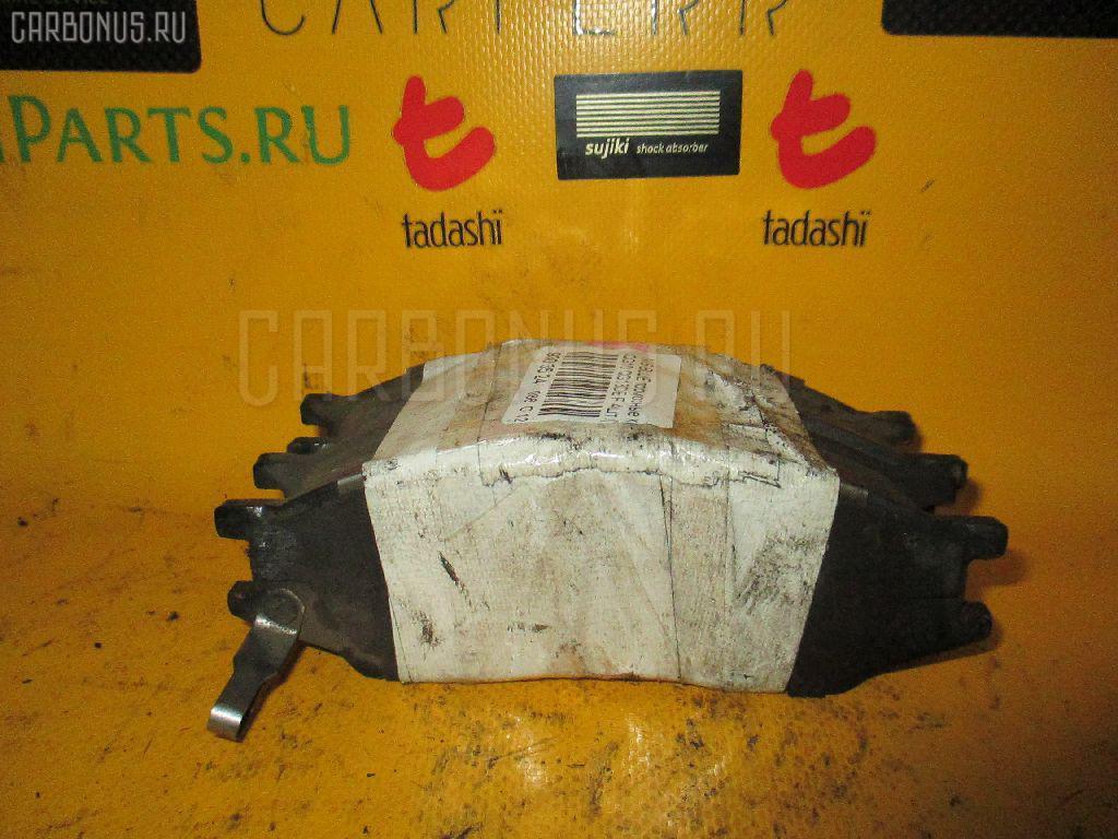 Тормозные колодки NISSAN BLUEBIRD SYLPHY QG10 QG18DE Фото 1