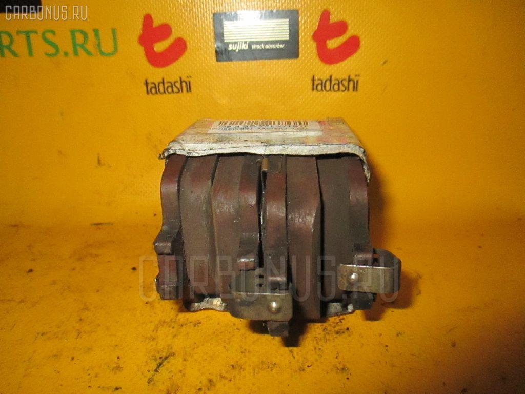 Тормозные колодки TOYOTA CROWN JZS171 1JZ-GE. Фото 4