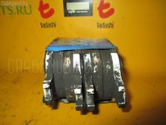 Тормозные колодки TOYOTA MARK II JZX110 1JZ-FSE Фото 2