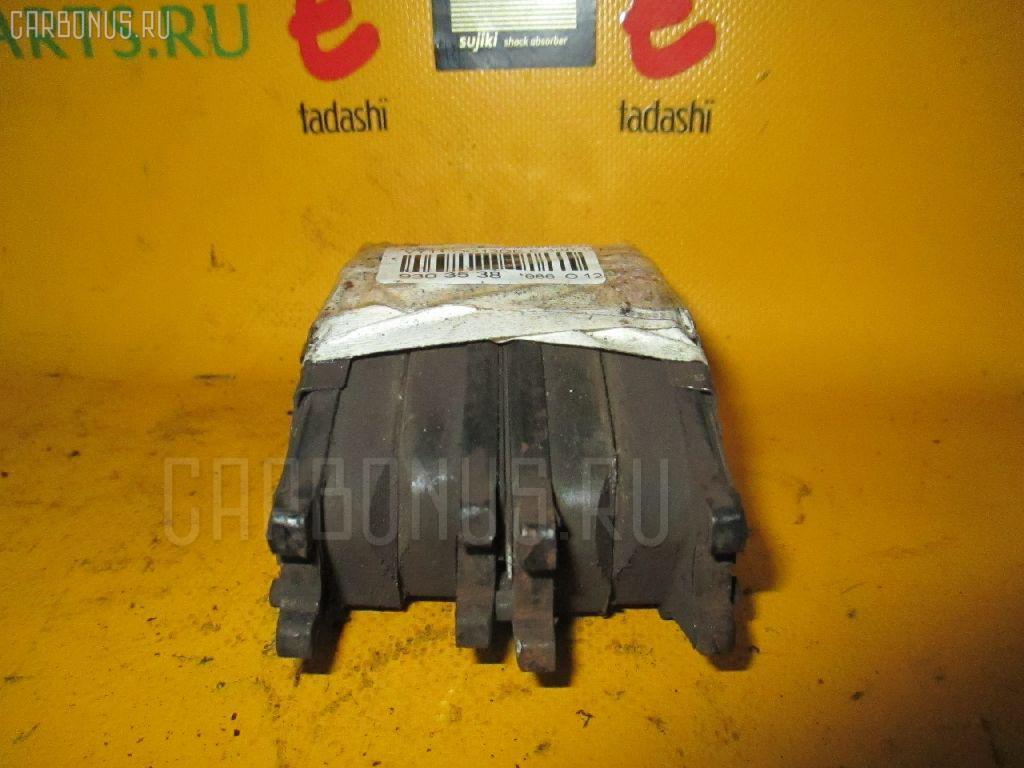 Тормозные колодки NISSAN AD VAN VY11 QG13DE Фото 2