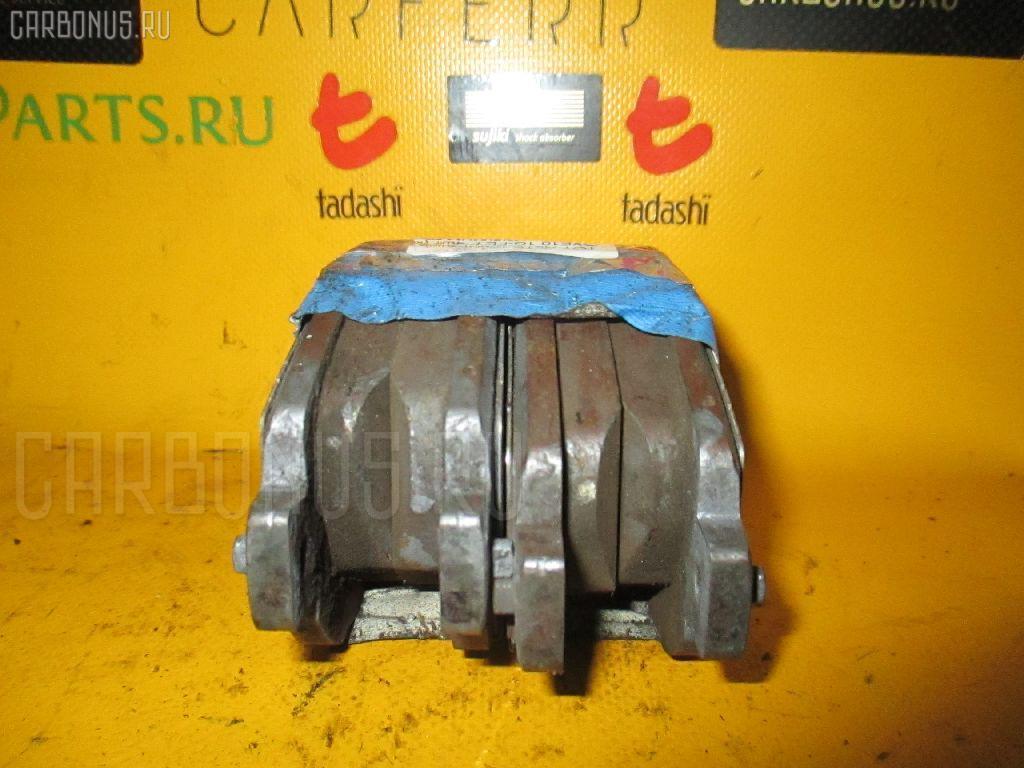 Тормозные колодки TOYOTA ALTEZZA GXE10 1G-FE. Фото 8