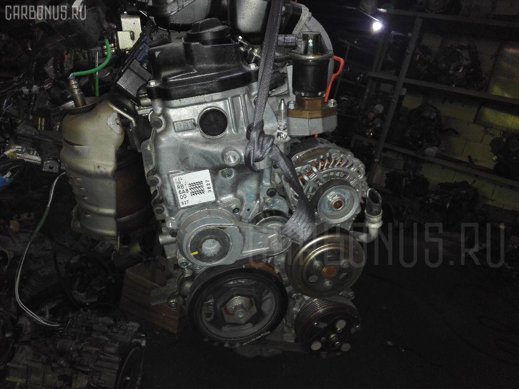 Двигатель HONDA FIT GE8 L15A Фото 5
