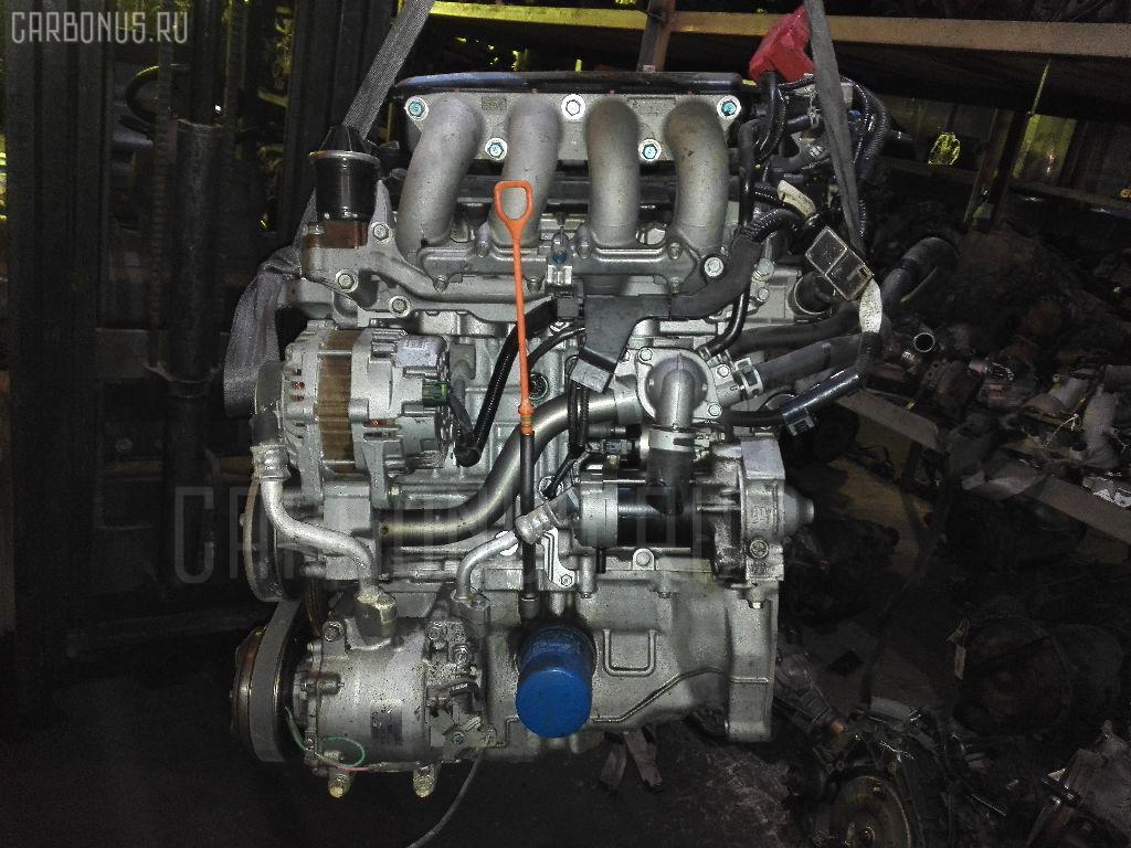 Двигатель HONDA FIT GE8 L15A. Фото 1
