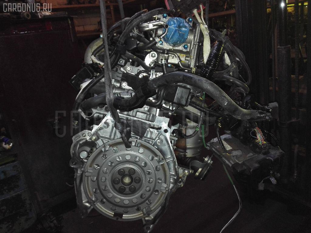 Двигатель HONDA FIT GE8 L15A. Фото 2