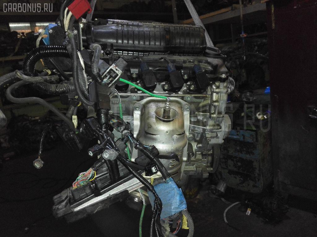 Двигатель HONDA FIT GE8 L15A. Фото 3
