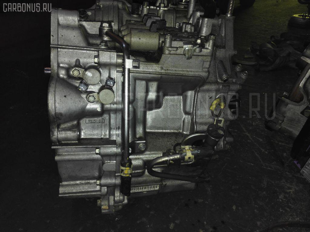 КПП автоматическая HONDA FIT GE8 L15A. Фото 9