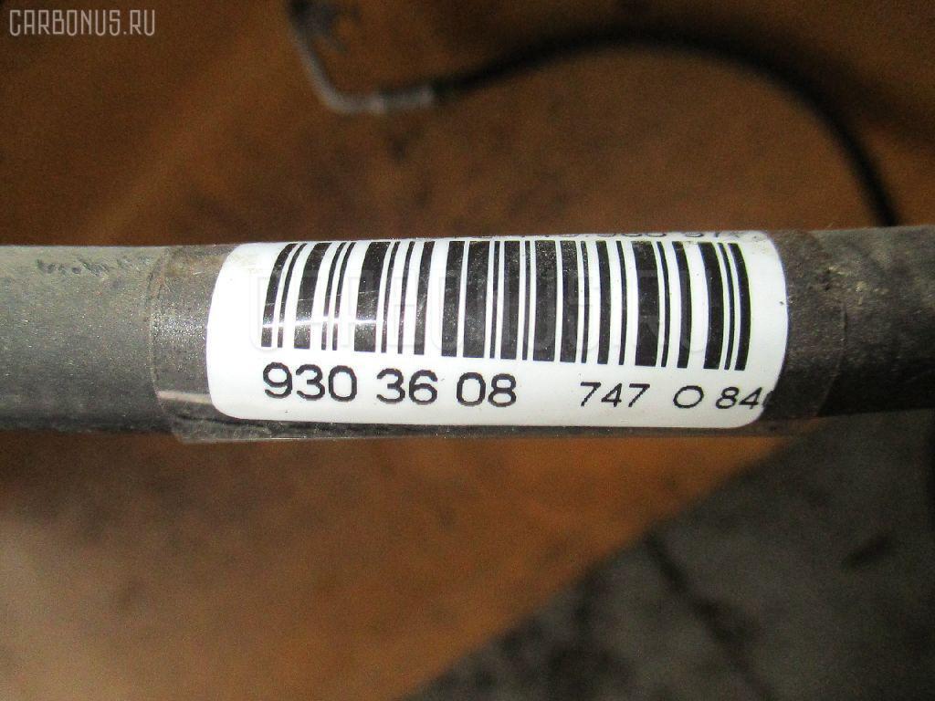 Шланг кондиционера MERCEDES-BENZ E-CLASS W210.072 119.980 Фото 2