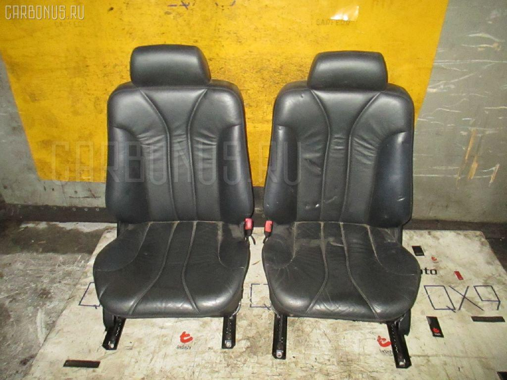 Сиденье легк MERCEDES-BENZ E-CLASS W210.072 Фото 2