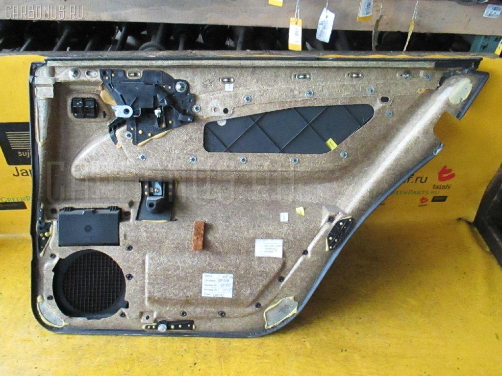 Обшивка двери MERCEDES-BENZ E-CLASS W210.072 Фото 7