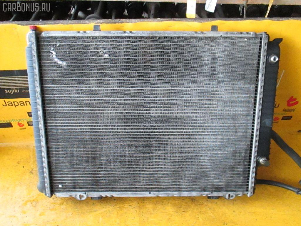 Радиатор ДВС MERCEDES-BENZ E-CLASS W210.072 119.980 Фото 1