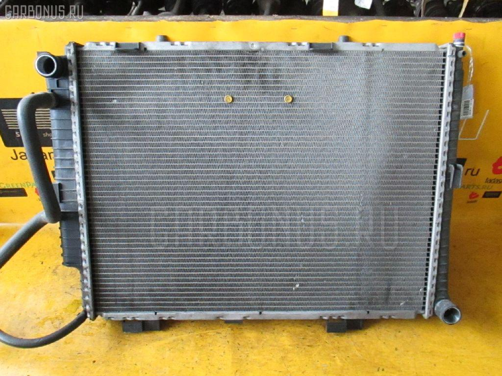 Радиатор ДВС MERCEDES-BENZ E-CLASS W210.072 119.980 Фото 2