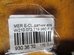 Датчик ABS Mercedes-benz E-class W210.072 119.980 Фото 2