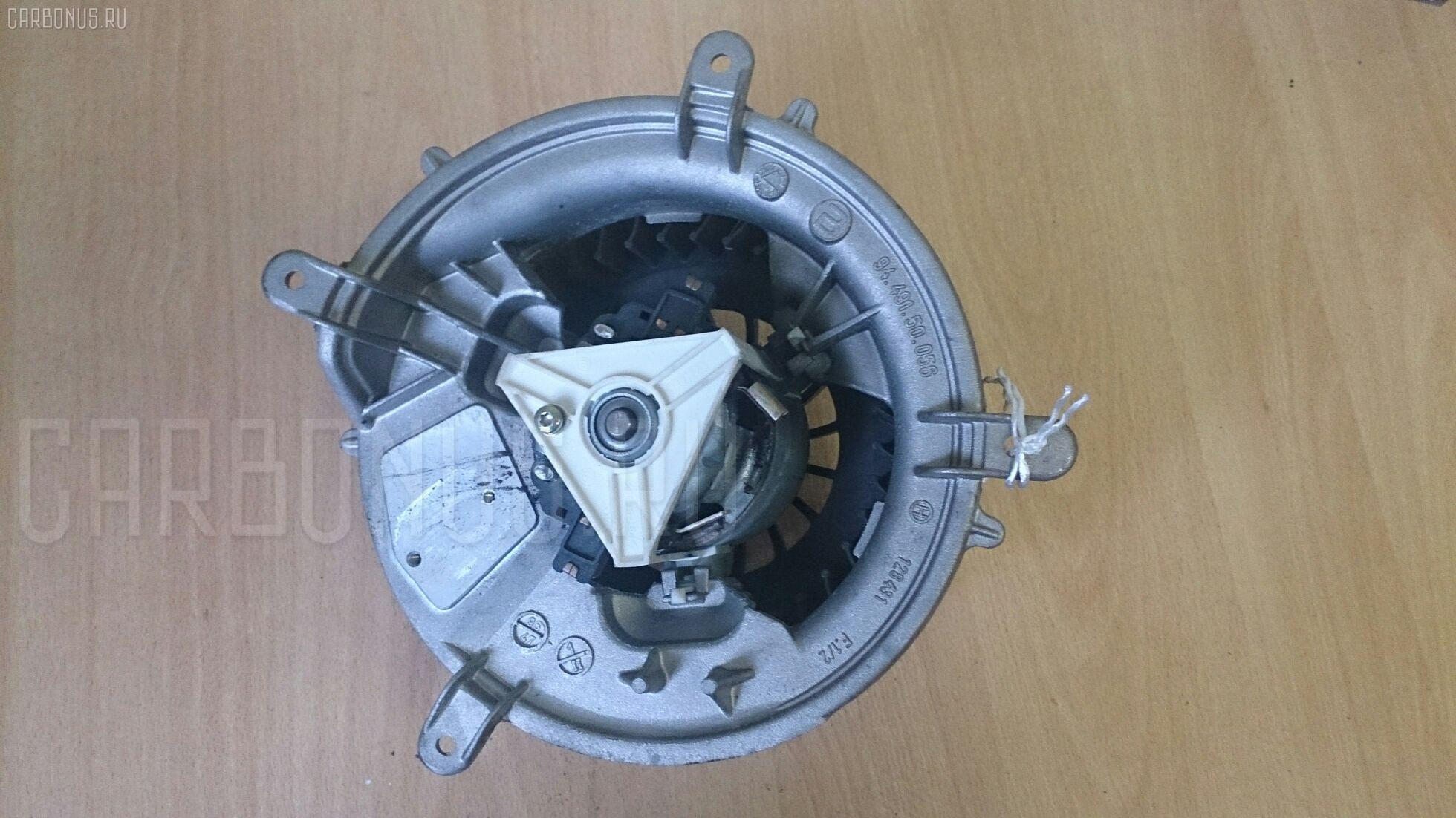 Мотор печки MERCEDES-BENZ E-CLASS W210.072. Фото 2