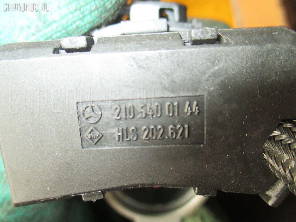 Переключатель поворотов MERCEDES-BENZ E-CLASS W210.072 Фото 1