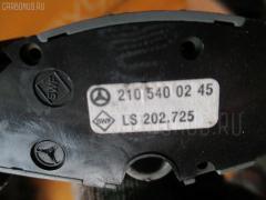 Переключатель поворотов MERCEDES-BENZ E-CLASS W210.072 Фото 3