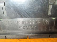 Блок управления климатконтроля Mercedes-benz E-class W210.072 119.980 Фото 2
