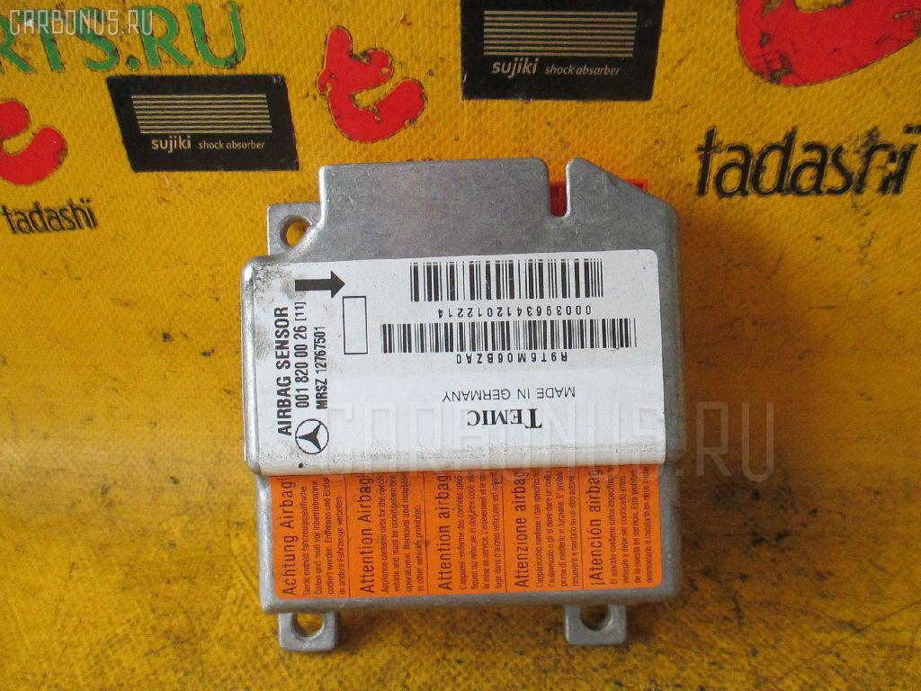 Блок управления air bag MERCEDES-BENZ E-CLASS W210.072 119.980 Фото 3