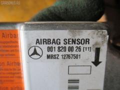 Блок управления air bag MERCEDES-BENZ E-CLASS W210.072 119.980 Фото 1
