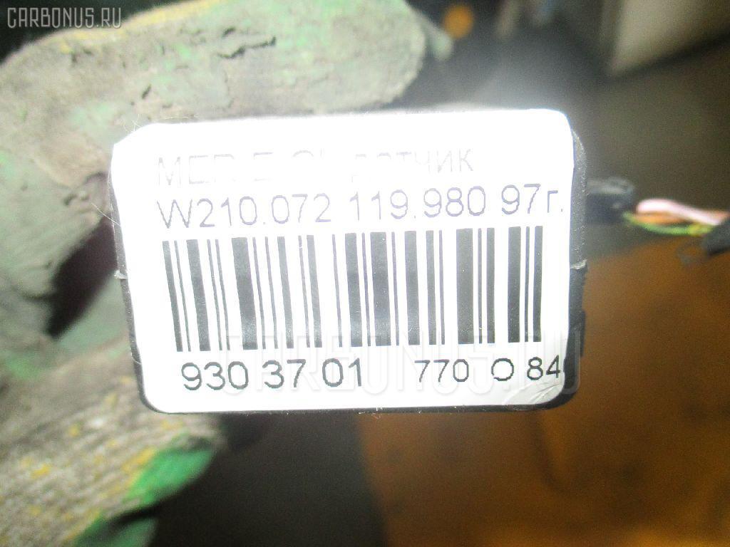 Датчик MERCEDES-BENZ E-CLASS W210.072 119.980 Фото 3