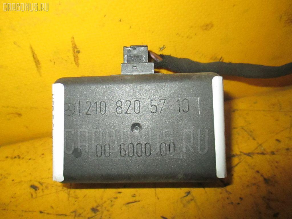 Датчик MERCEDES-BENZ E-CLASS W210.072 119.980 Фото 2