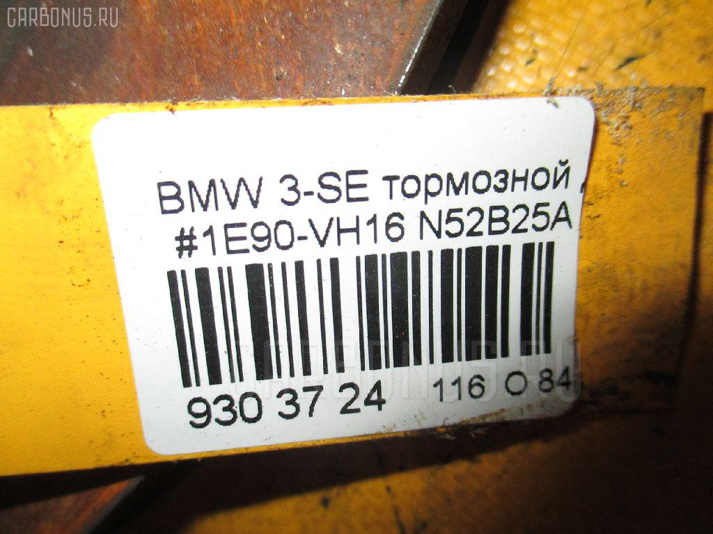 Тормозной диск BMW 3-SERIES E90-VH16 N52B25A Фото 3