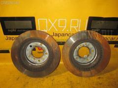 Тормозной диск BMW 3-SERIES E90-VH16 N52B25A Фото 2