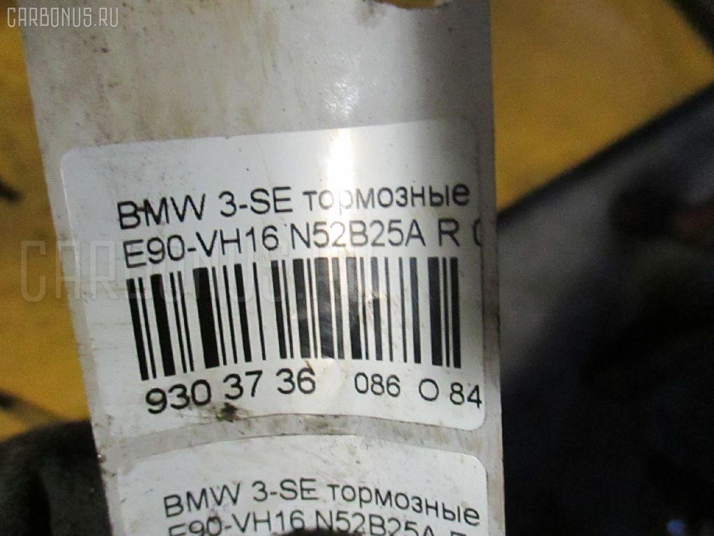Тормозные колодки BMW 3-SERIES E90-VH16 N52B25A Фото 3