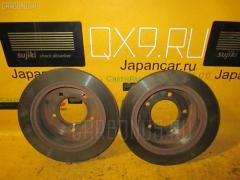 Тормозной диск MITSUBISHI GALANT FORTIS SPORTBACK CX4A 4B11 Фото 2