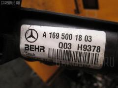 Радиатор ДВС MERCEDES-BENZ A-CLASS W169.032 266.940 Фото 3