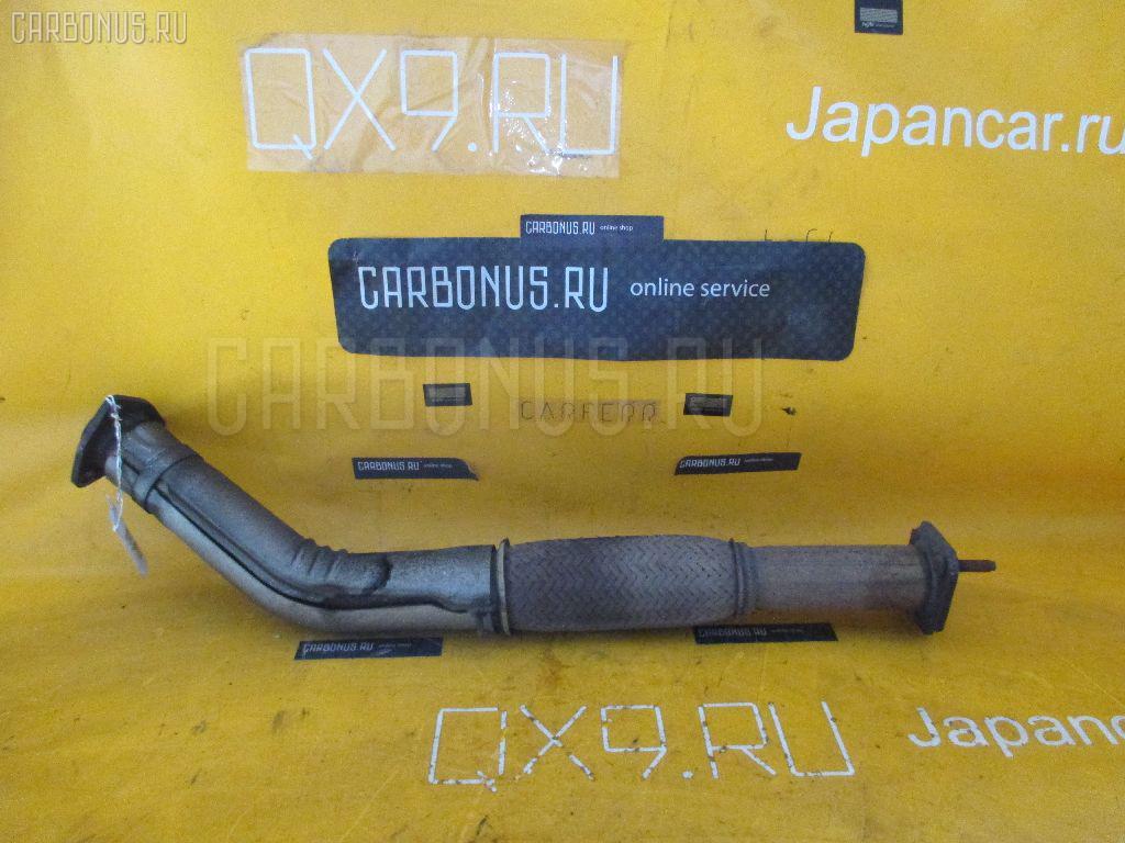 Глушитель Nissan Terrano TR50 ZD30DDTI Фото 1