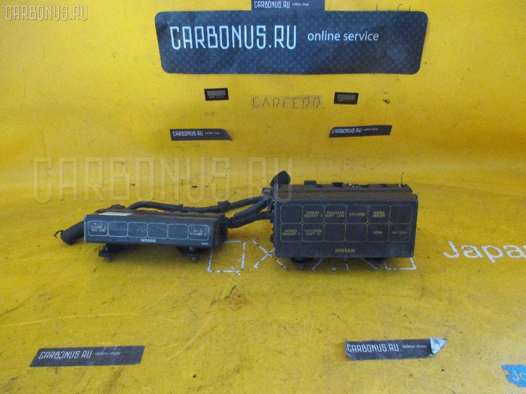 Блок предохранителей NISSAN TERRANO TR50 ZD30DDTI Фото 1