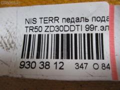 Педаль подачи топлива NISSAN TERRANO TR50 ZD30DDTI Фото 2