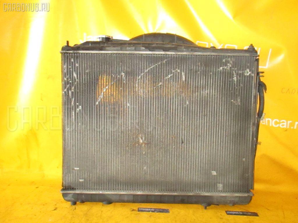 Радиатор ДВС NISSAN TERRANO TR50 ZD30DDTI Фото 1