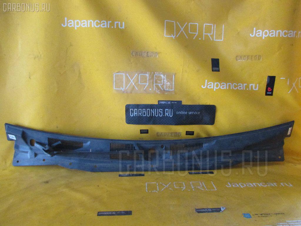 Накладка на порог салона Nissan Terrano TR50 Фото 1