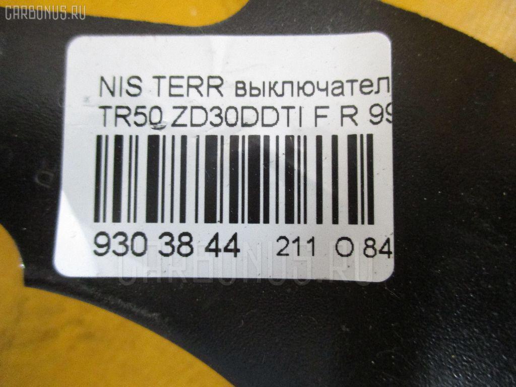 Выключатель концевой NISSAN TERRANO TR50 ZD30DDTI Фото 2