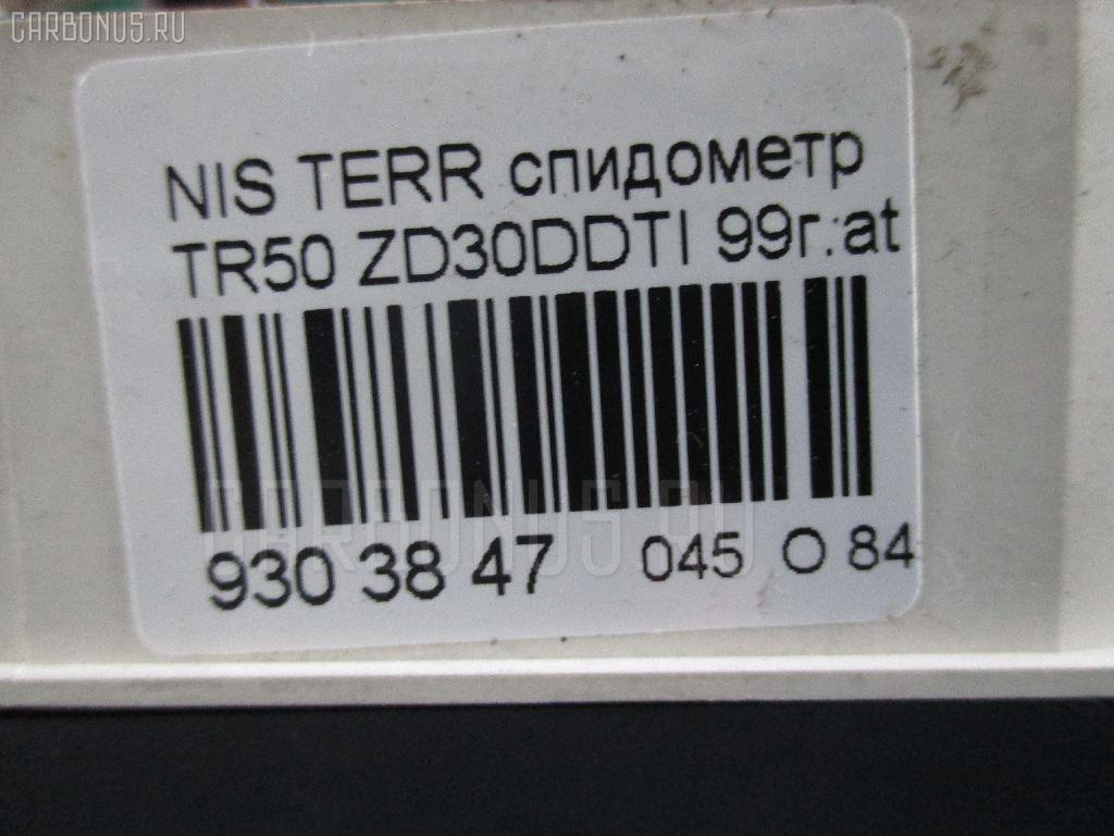 Спидометр NISSAN TERRANO TR50 ZD30DDTI Фото 3