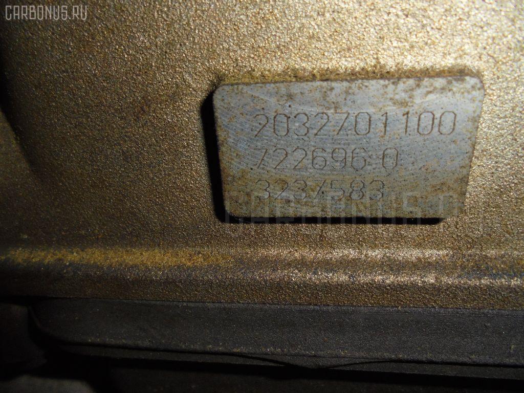 КПП автоматическая MERCEDES-BENZ C-CLASS W203.061 112.912 Фото 3