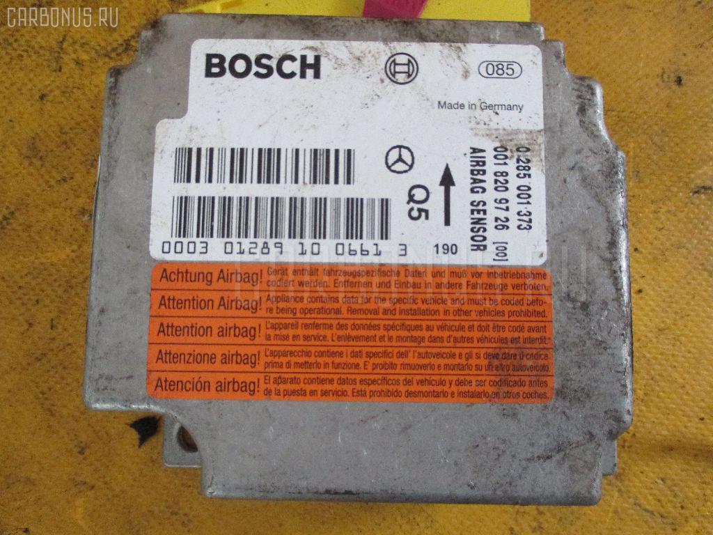 Блок управления air bag MERCEDES-BENZ C-CLASS W203.061 112.912 Фото 1