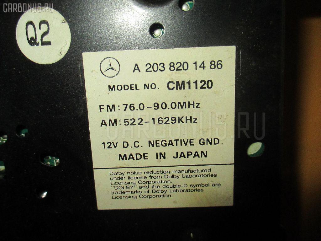 Автомагнитофон MERCEDES-BENZ C-CLASS W203.061 Фото 1