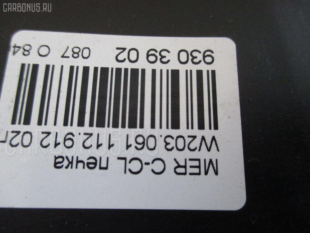 Печка MERCEDES-BENZ C-CLASS W203.061 112.912 Фото 3